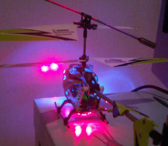 Syma 107G With Lasers